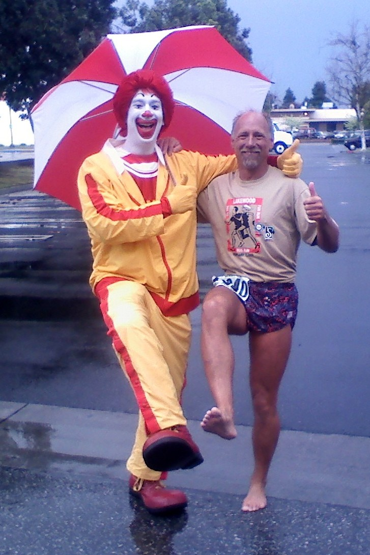 Ronald and Todd