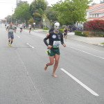 Masked Barefooter