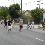 American Flag Runner