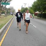 Alberto Perusset, Barefoot runner #22333