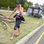 DSCN1192 Lupita Gallegos, barefoot runner, phoner, #23980