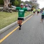 Socked runner