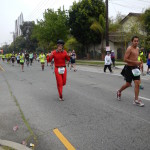 DSCN1198 Richard Valles, Red Elvis runner #22633