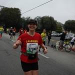 DSCN1205 Julia Stokes, barefoot runner #12136