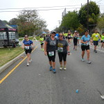 DSCN1256 It was her idea! Erin Gayer runner #16227 and Meagan Virrey runner #12034