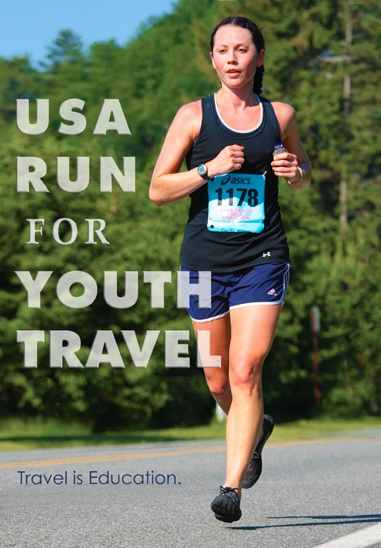 USA Run for Youth - Travel is Education