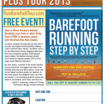 Barefoot Running_Event Flyer
