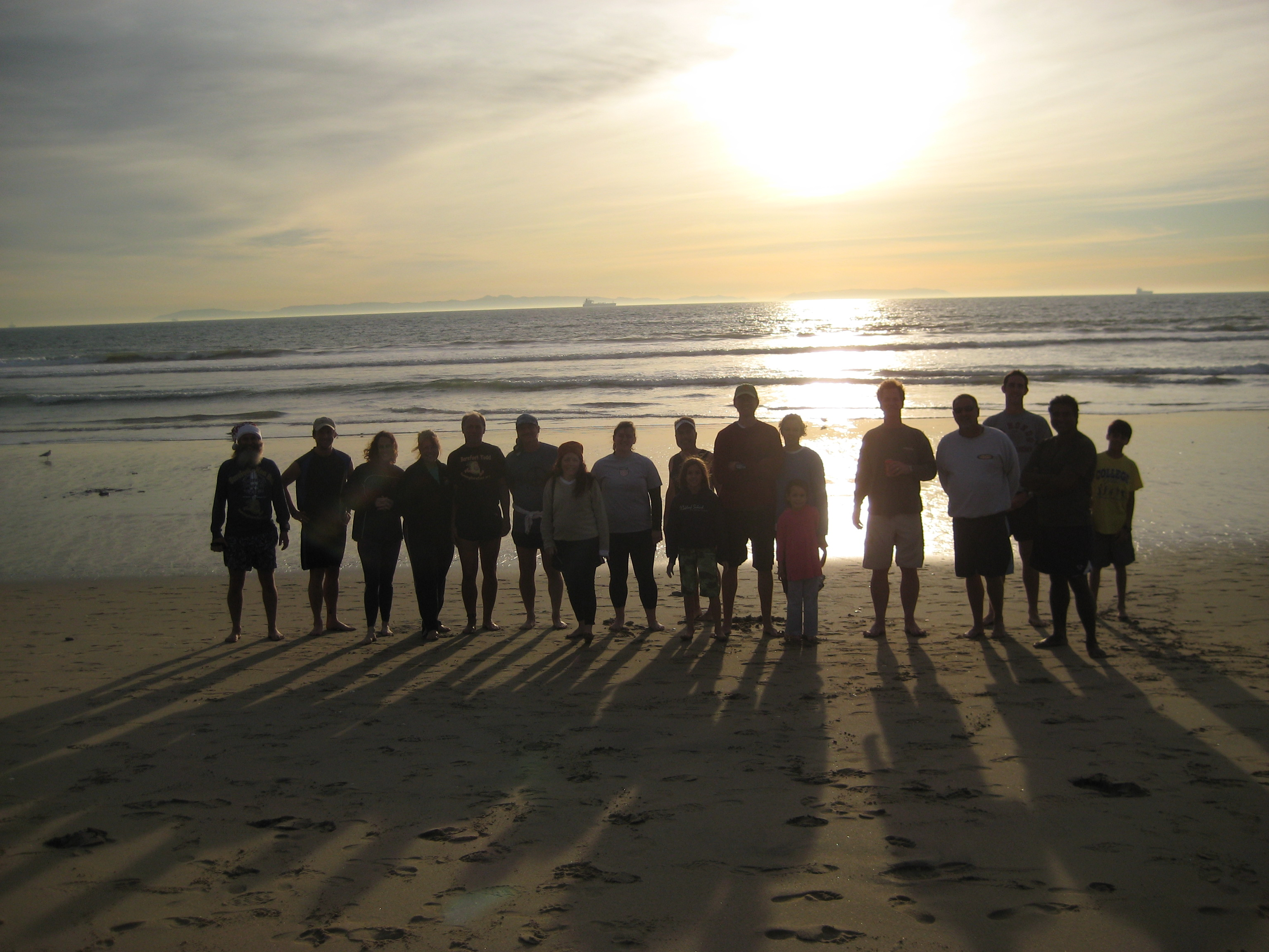 2009 December 31 Low-Tide Fun Run