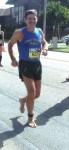 Alberto Perusset Completes Triple Marathon Barefoot!
