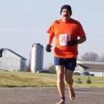 Michael Herz; Barefoot In Over 28 Marathons!