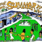 2014-07-19 Sunset Beach Summer Block Party