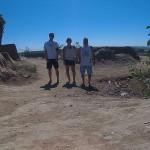 Josh, Maya, Ken Bob