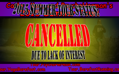 2015 Summer Tour - cancelled