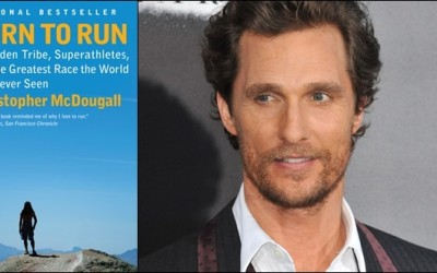 Matthew McConaughey is set to star in a movie adaption of Chris