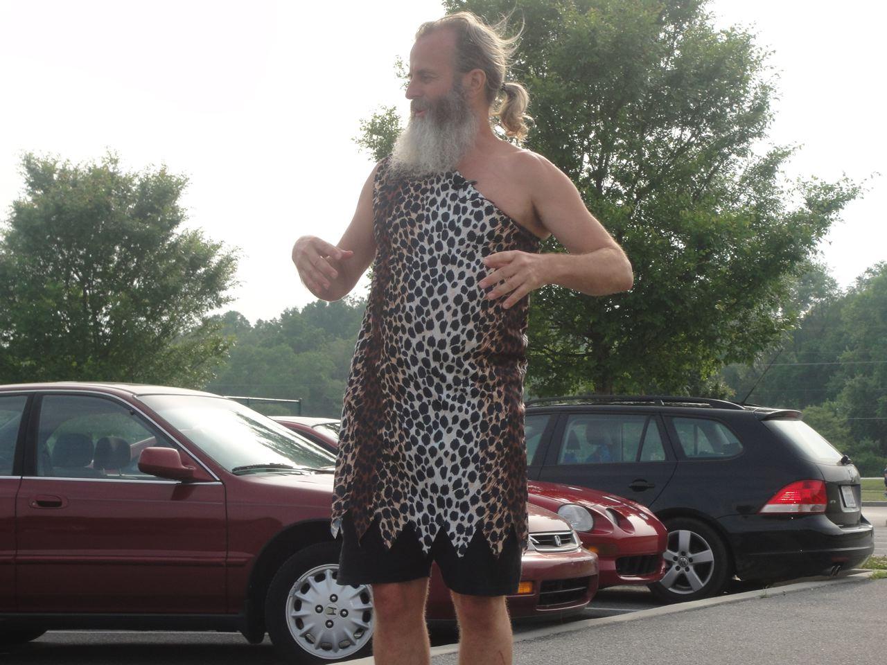 So simple, a caveman did it 2010 June 5 Newark DE