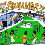 Sunset Beach Summer Block Party