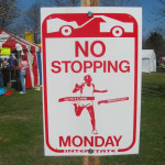 No Stopping: Boston Marathon