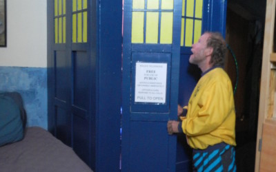 Today we travel in our TARDIS to Surf City Marathon 2016