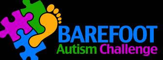 image of Barefoot Autism Challenge small logo